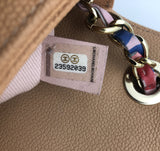 Chanel Coco Cuba Flap with Top Handle Caviar Shoulder Bag