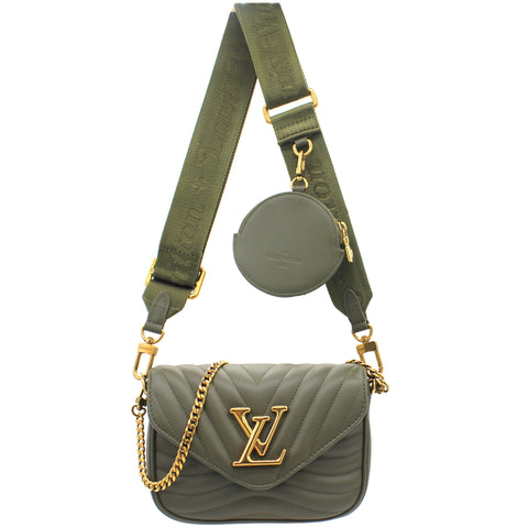 New Wave Multi Pochette Khaki