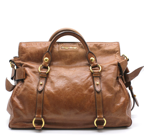 Vittelo Bow Satchel