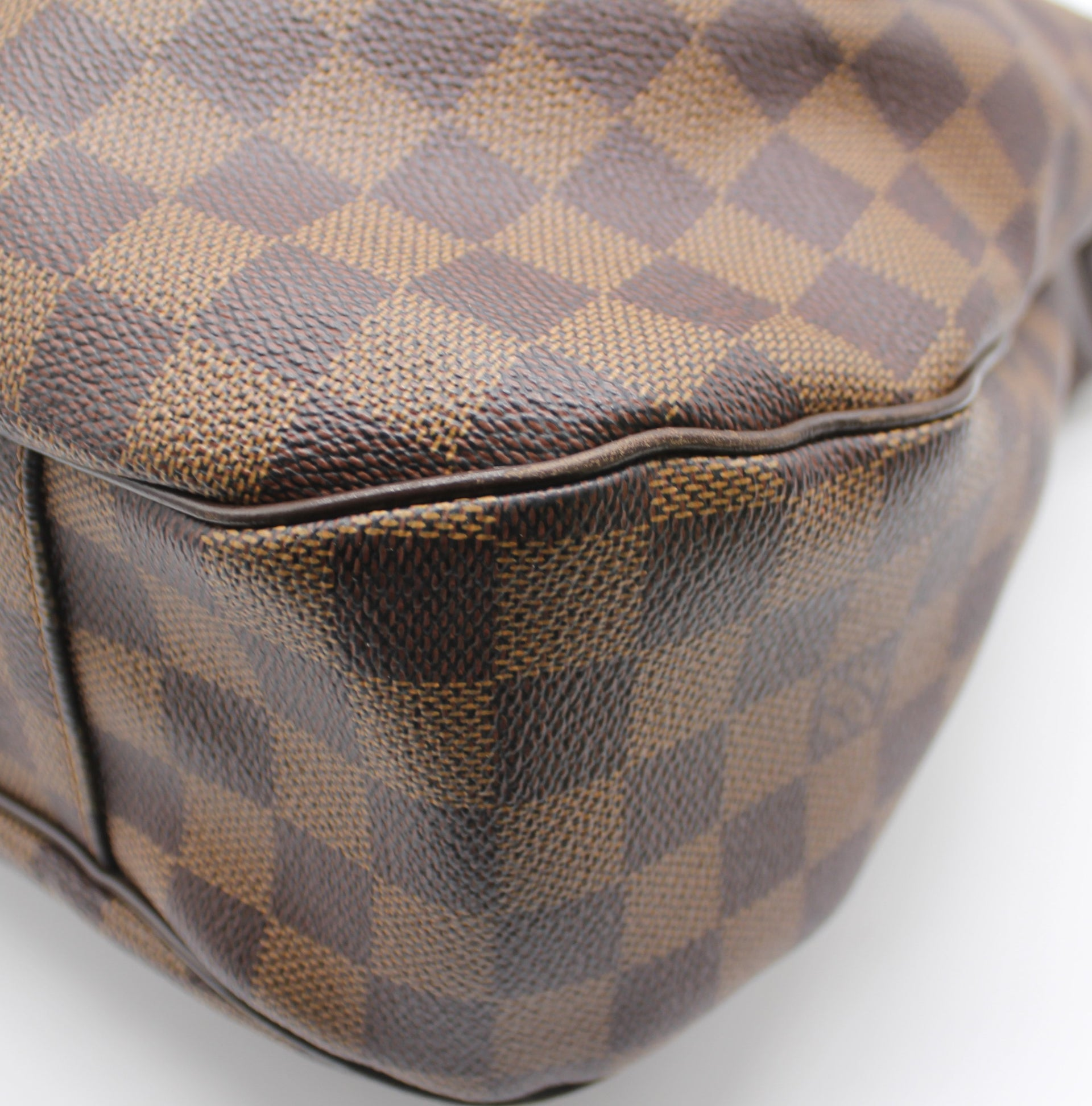 Louis Vuitton Damier Ebene Evora MM Bag