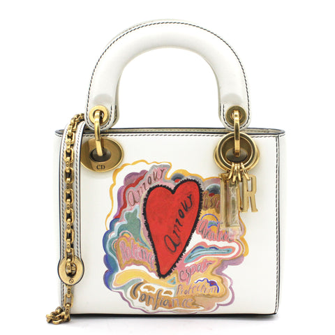 2018 Dioramour Mini Lady Dior