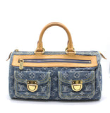Denim Neo Speedy Bag