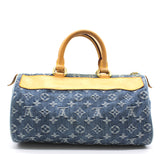 Louis Vuitton Denim Neo Speedy Bag