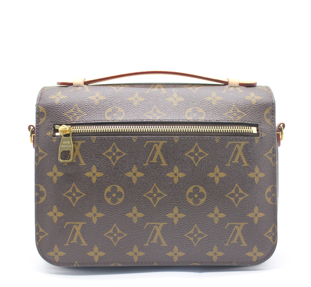 Louis Vuitton Pochette Metis Monogram Shoulder Bag