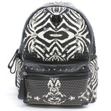MCM Zebra Backpack Medium