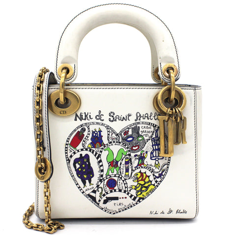 2017 Dioramour Mini Lady Dior