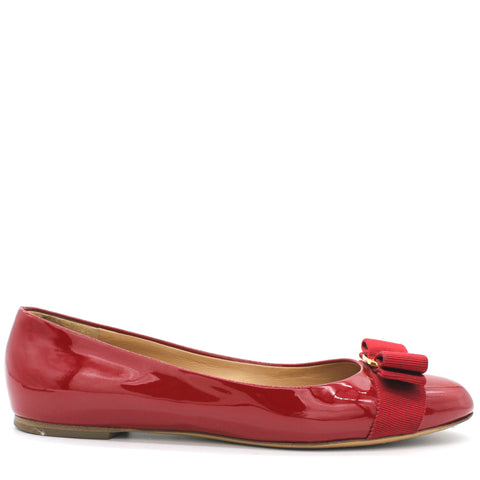 Vara Box Flats Red