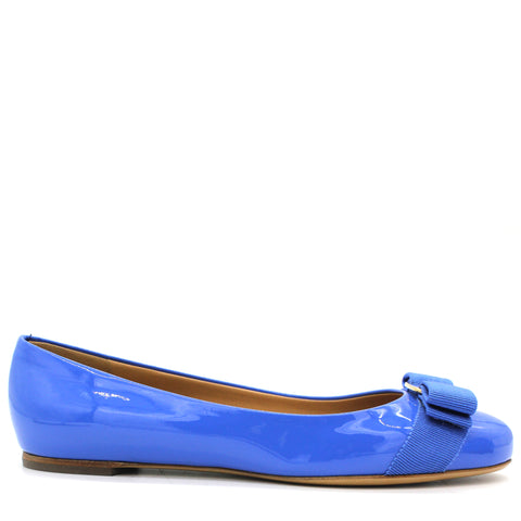 Vara Box Flats Blue