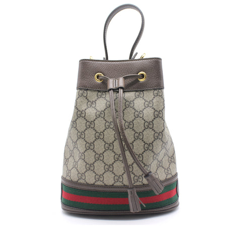 Ophidia small GG bucket bag