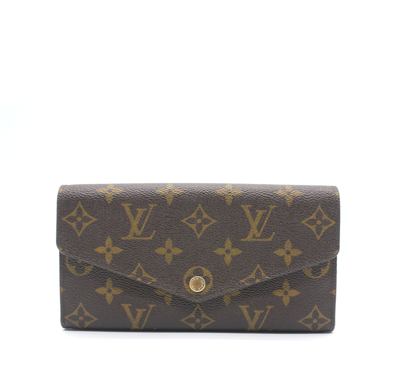 Louis Vuitton Monogram Sarah Wallet NM