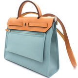Toile and Leather 31 Herbag Handbag