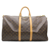 Louis Vuitton Keepall 55 Speedy Monogram Canvas