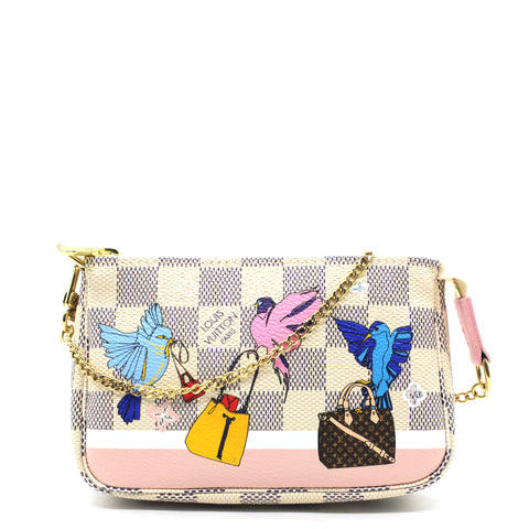 Mini Pochette Accessories pouch
