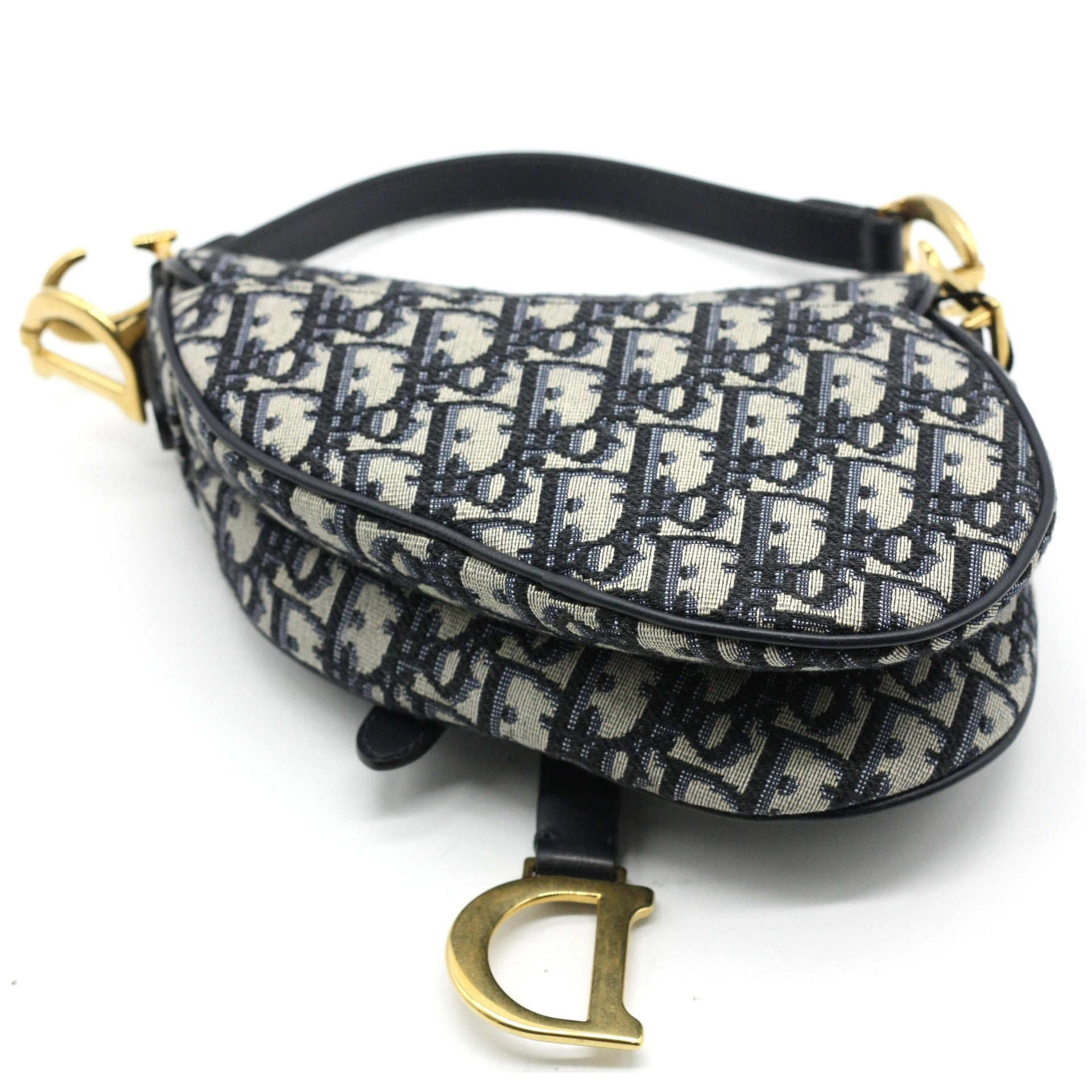 Oblique Mini Saddle Bag