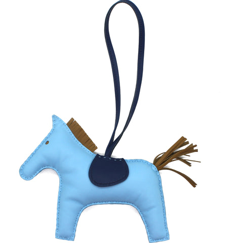 Rodeo GM bag charm Blue