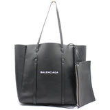 Black Leather S Everyday Tote