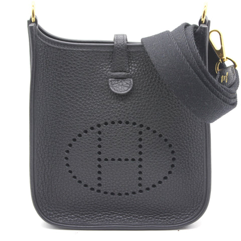 Mini Evelyne TPM shoulder bag Noir