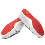 Loubi Love Red Sole Sneakers
