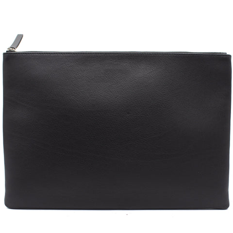 Embossed Logo Everyday Large Clutch