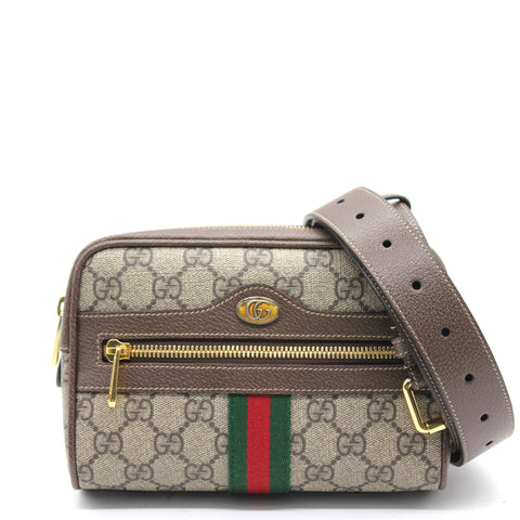 Ophidia GG Supreme Small Belt Bag