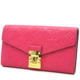 Metis Long Wallet Fushia