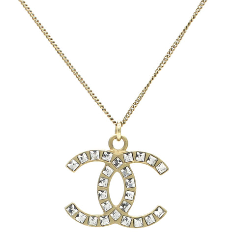 CC Logo Necklace