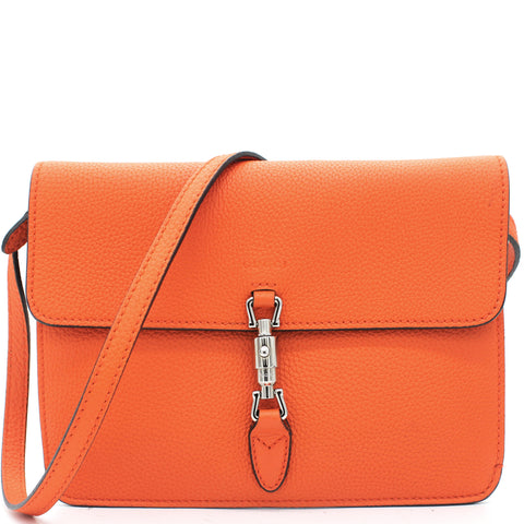 Soft Calfskin Jackie Convertible Shoulder Bag