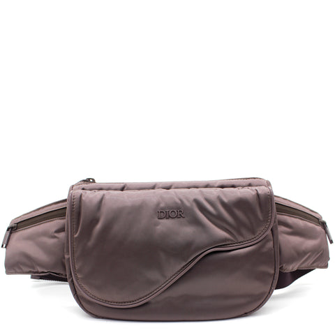Men's Nylon Saddle Bag