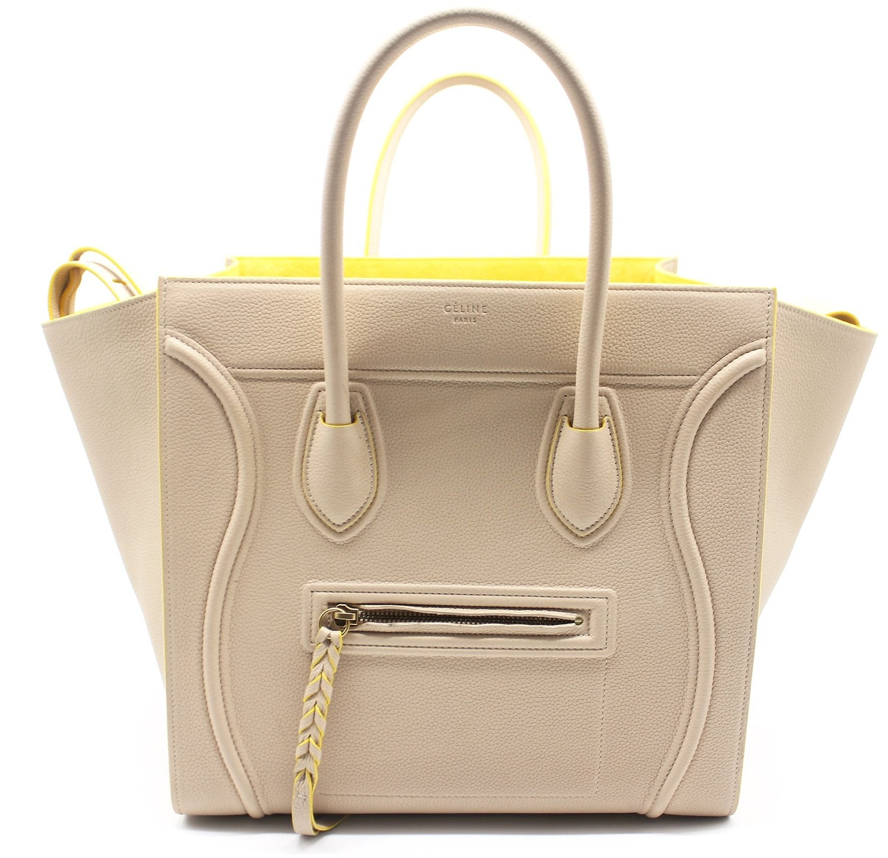 Celine Medium Luggage Phatom Bag in Calfskin