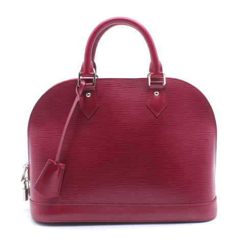 Alma PM tote bag in EPI leather