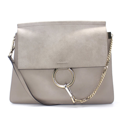 Chole Faye Shoulder Bag