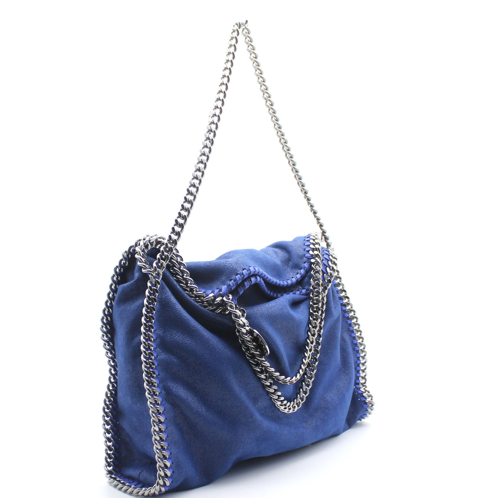 Stella McCartney Falabella foldover tote bag