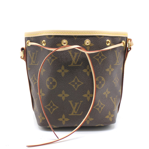 Louis Vuitton Nano Noé Monogram