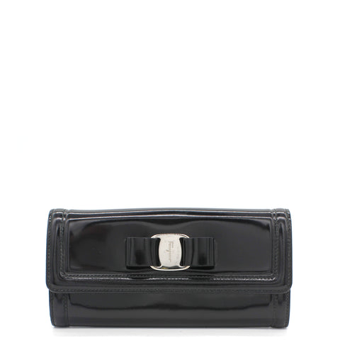 Vara Bow Continental Wallet