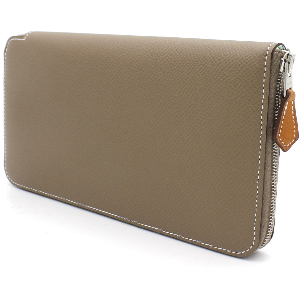 Azap Silk In Zip Around Long Wallet
