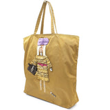 Tessuto Robot Shopping Tote Bag