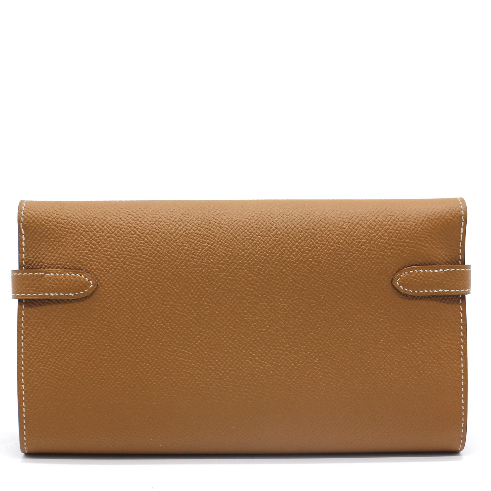 Gold Epsom Kelly Wallet