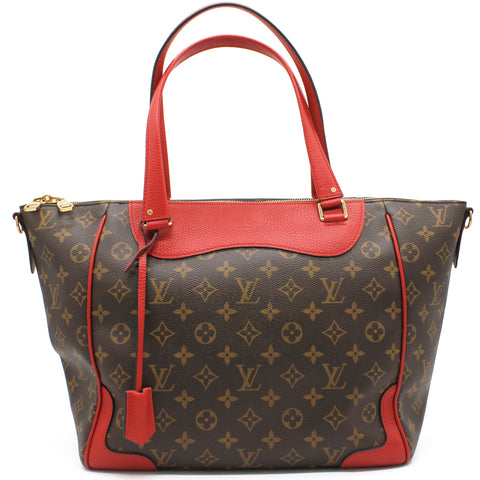 Louis Vuitton Monogram Estrela MM Noir