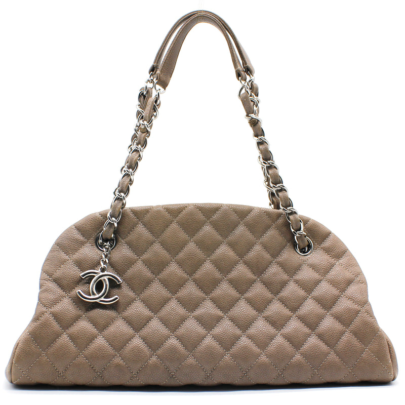 Chanel Caviar Quilted Medium Just Mademoiselle