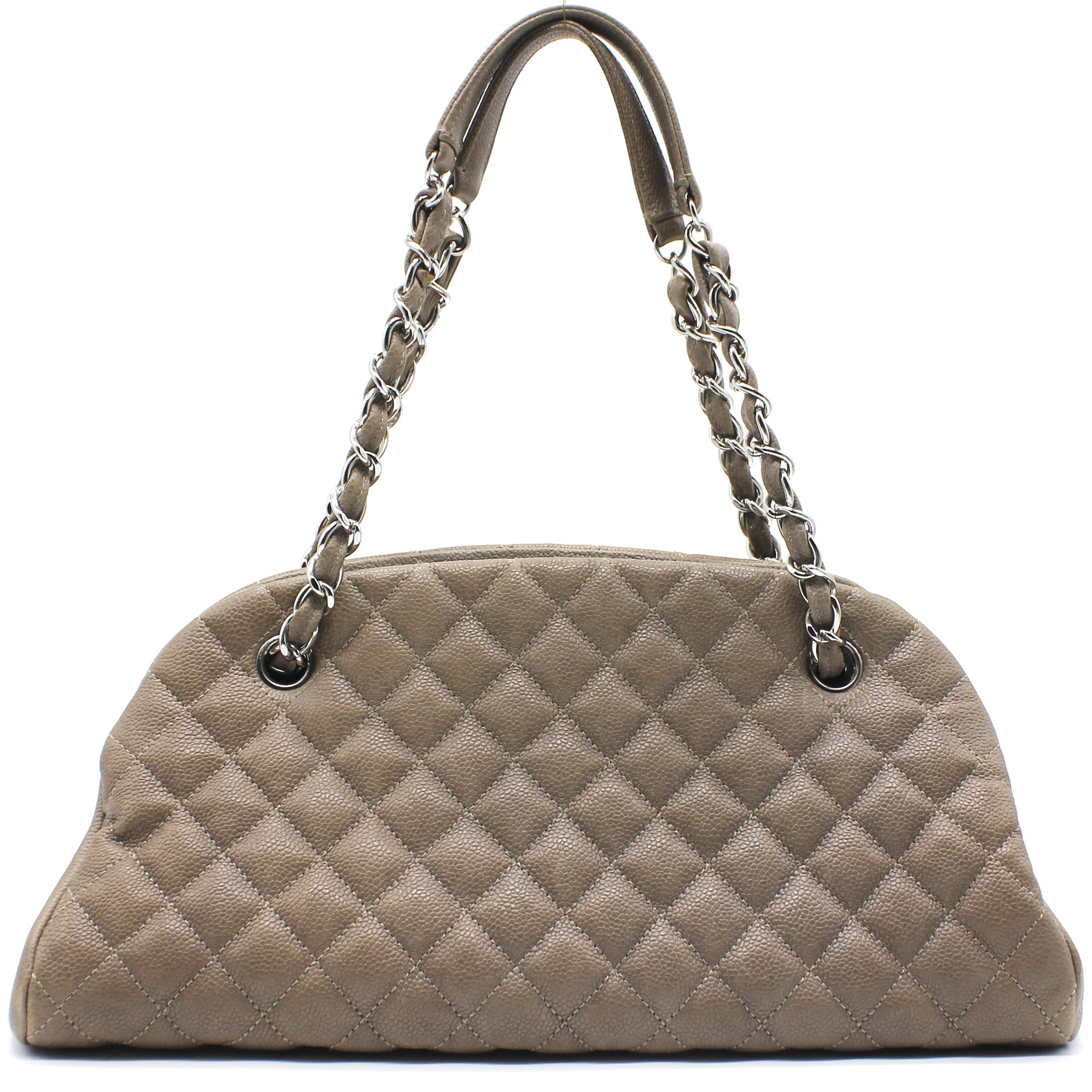 Caviar Quilted Medium Just Mademoiselle