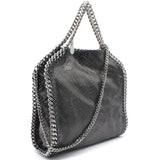 Shaggy Deer Tiny Falabella Tote Black Snack