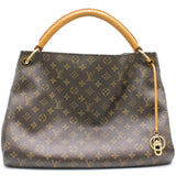 Louis Vuitton Artsy MM Monogram Tote Bag