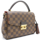 Louis Vuitton Croisette Damier Ebène Canvas