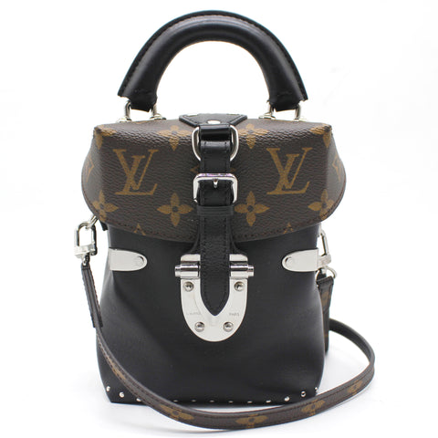 Louis Vuitton Monogram Camera Box Bag