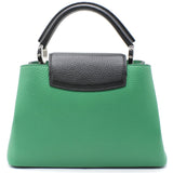 Taurillon Capucines BB Green and Black