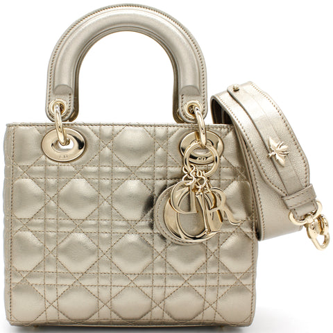 My ABCDior Lambskin Shoulder Bag