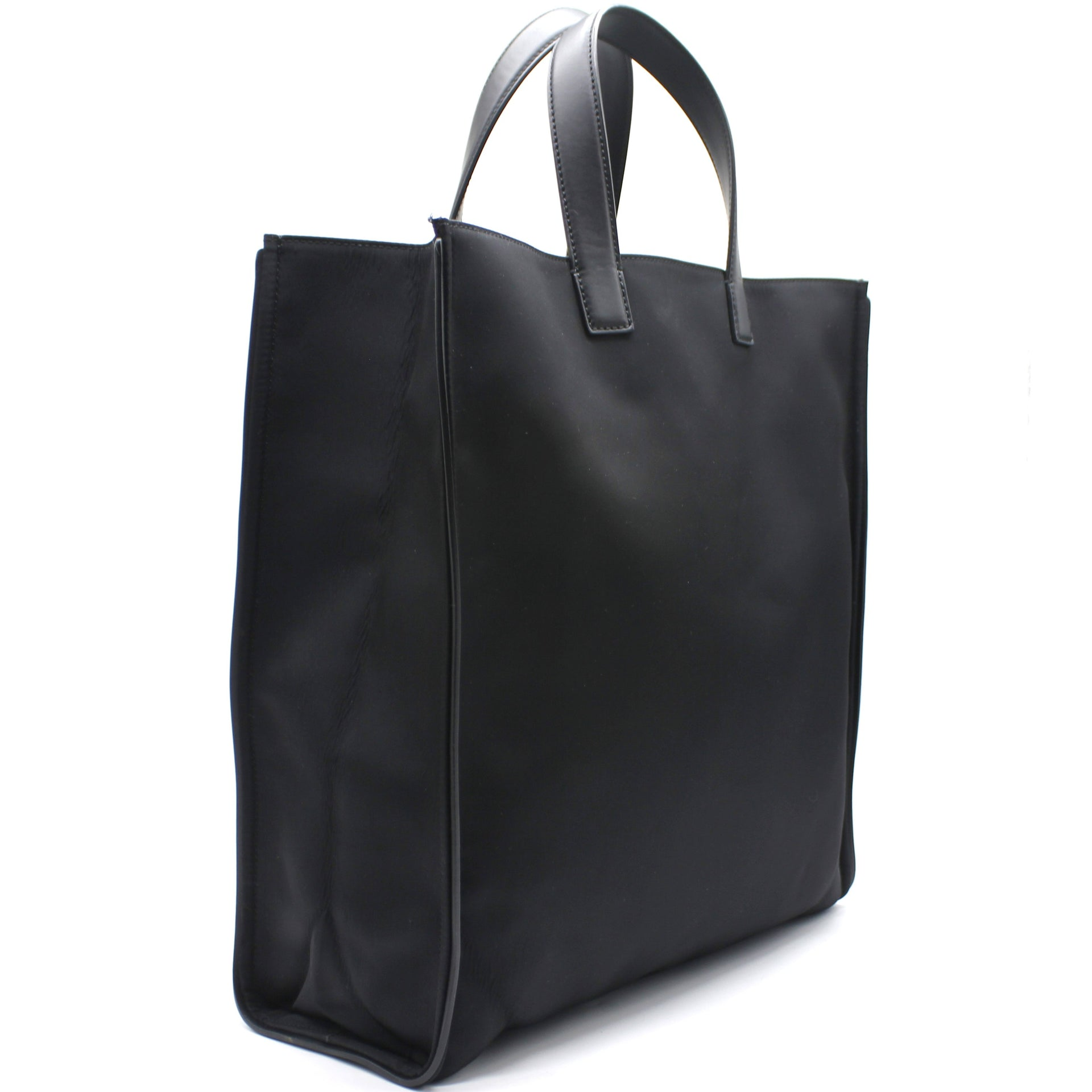 Nylon Selleria Bag Bugs Tote Black