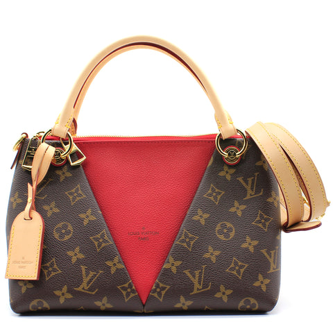 V Tote BB Monogram Canvas