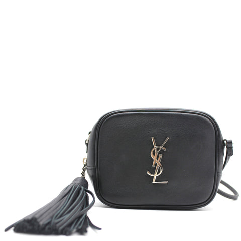Nappa Monogram Blogger Bag Black