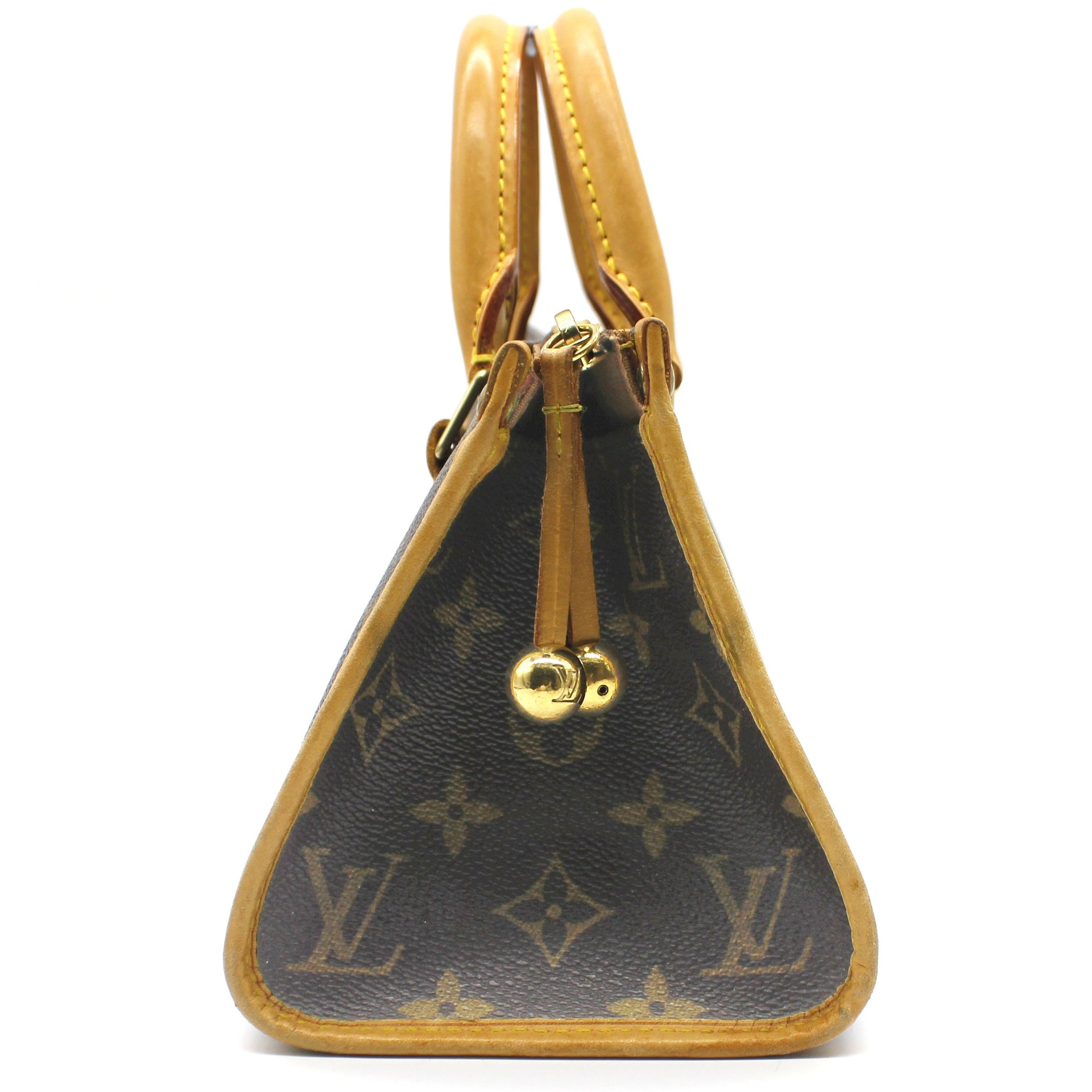 Vintage Popincourt Monogram Small Bag